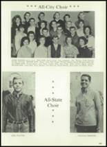 1963 Stephen F. Austin High School Yearbook Page 258 & 259
