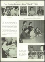 1963 Stephen F. Austin High School Yearbook Page 296 & 297