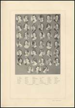 1928 Moscow High School Yearbook Page 40 & 41