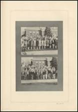 1928 Moscow High School Yearbook Page 48 & 49