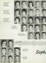 1960 Palo Duro High School Yearbook Page 78 & 79