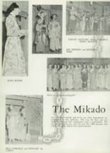 1960 Palo Duro High School Yearbook Page 142 & 143