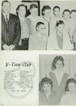 1960 Palo Duro High School Yearbook Page 184 & 185