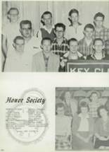1960 Palo Duro High School Yearbook Page 188 & 189