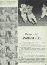 1960 Palo Duro High School Yearbook Page 200 & 201