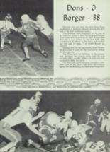1960 Palo Duro High School Yearbook Page 202 & 203