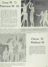 1960 Palo Duro High School Yearbook Page 218 & 219