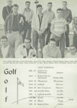 1960 Palo Duro High School Yearbook Page 220 & 221