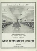 1960 Palo Duro High School Yearbook Page 238 & 239
