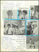 1974 Ringgold High School Yearbook Page 10 & 11