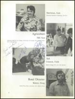 1974 Ringgold High School Yearbook Page 26 & 27