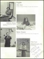 1974 Ringgold High School Yearbook Page 28 & 29