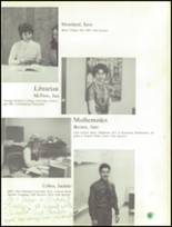 1974 Ringgold High School Yearbook Page 30 & 31