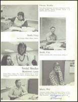 1974 Ringgold High School Yearbook Page 32 & 33