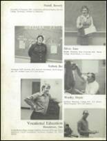 1974 Ringgold High School Yearbook Page 34 & 35