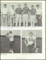 1974 Ringgold High School Yearbook Page 36 & 37