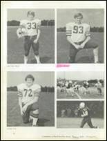 1974 Ringgold High School Yearbook Page 38 & 39