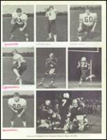 1974 Ringgold High School Yearbook Page 40 & 41