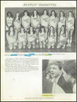 1974 Ringgold High School Yearbook Page 46 & 47