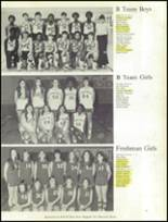 1974 Ringgold High School Yearbook Page 54 & 55