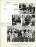 1974 Ringgold High School Yearbook Page 66 & 67