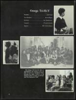 1974 Ringgold High School Yearbook Page 70 & 71
