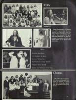 1974 Ringgold High School Yearbook Page 72 & 73