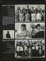 1974 Ringgold High School Yearbook Page 74 & 75