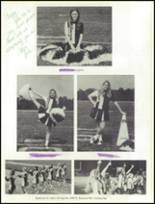 1974 Ringgold High School Yearbook Page 84 & 85