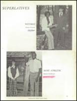 1974 Ringgold High School Yearbook Page 108 & 109
