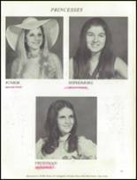 1974 Ringgold High School Yearbook Page 118 & 119