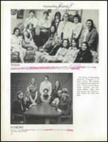 1974 Ringgold High School Yearbook Page 122 & 123