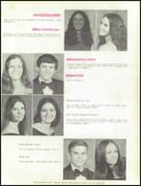 1974 Ringgold High School Yearbook Page 124 & 125