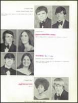 1974 Ringgold High School Yearbook Page 126 & 127
