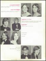 1974 Ringgold High School Yearbook Page 128 & 129