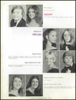 1974 Ringgold High School Yearbook Page 130 & 131