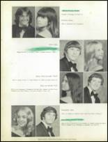 1974 Ringgold High School Yearbook Page 134 & 135