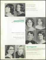 1974 Ringgold High School Yearbook Page 136 & 137