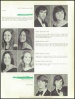 1974 Ringgold High School Yearbook Page 140 & 141