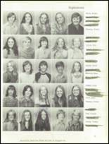1974 Ringgold High School Yearbook Page 164 & 165