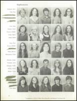 1974 Ringgold High School Yearbook Page 168 & 169