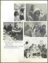 1974 Ringgold High School Yearbook Page 170 & 171