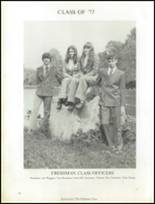 1974 Ringgold High School Yearbook Page 172 & 173