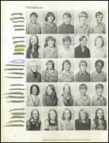1974 Ringgold High School Yearbook Page 176 & 177