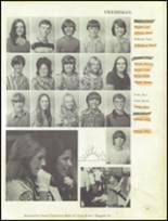 1974 Ringgold High School Yearbook Page 184 & 185