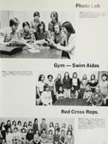 1975 Foreman High School Yearbook Page 72 & 73