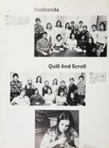 1975 Foreman High School Yearbook Page 78 & 79