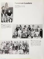 1975 Foreman High School Yearbook Page 86 & 87