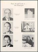 1970 Clyde High School Yearbook Page 10 & 11