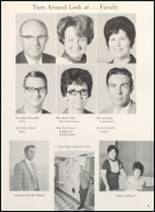 1970 Clyde High School Yearbook Page 12 & 13